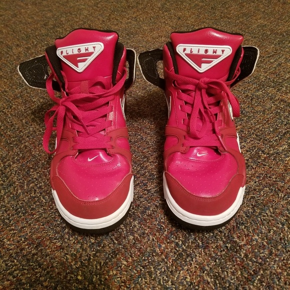 Nike Other - Nike Air Flight Falcon Basketball Shoes Size 11